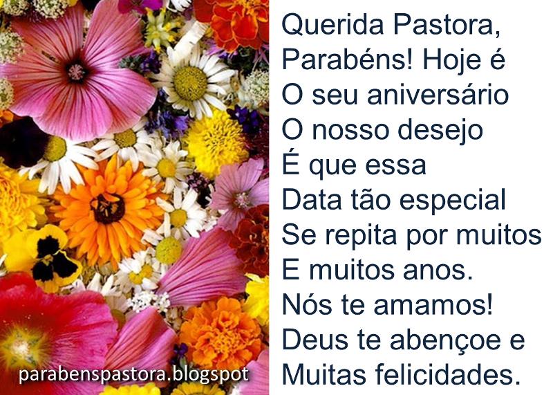 Mensagem De Aniversario Evangelica: Mensagem De Feliz Aniversário Para Pastora Evangélica