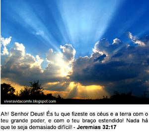 mensagem da força e poder de Deus 1