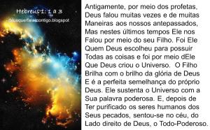mensagem sobre  o poder de Deus ggfdre5