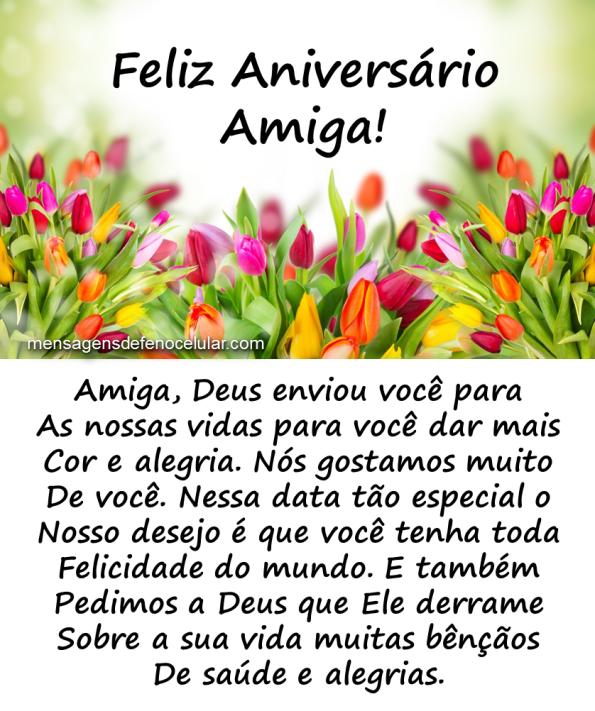 mensagem de aniversário para amiga bgkjhuy6
