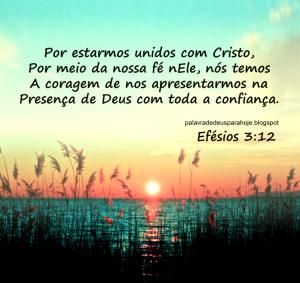 Palavra de Deus para Hoje - Confiança gdfre5re5