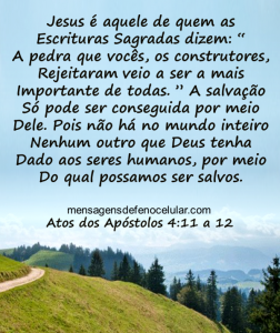 Palavra de Deus para hoje salvação fdrte6e6