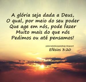 Palavra de Deus para Hoje - Poder de Deus dfre55