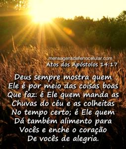 Palavra de Deus para hoje - Poder de Deus gfdter6te56